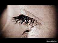 Tori's pretty eyes