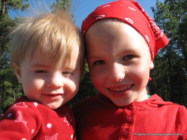 Maddie and Teigen...