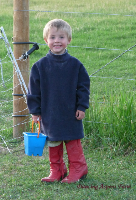 Teigen in his stylin' boots...