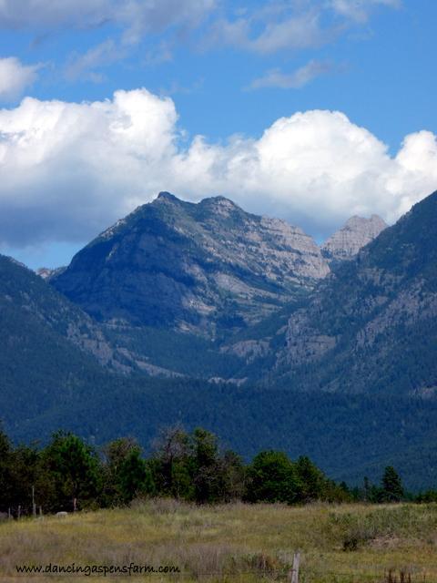 Beautiful Moutain Peaks...