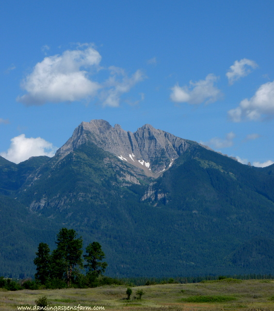 Mountain Tops...