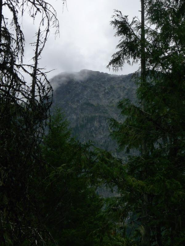 Foggy Mountain Tops...