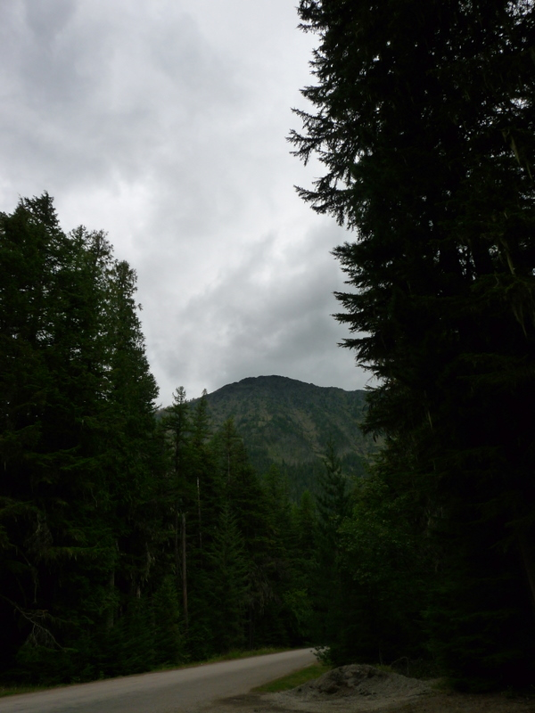 Mountain Peak...