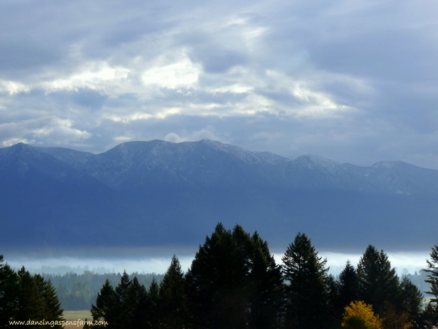 Another view of the Mountains...