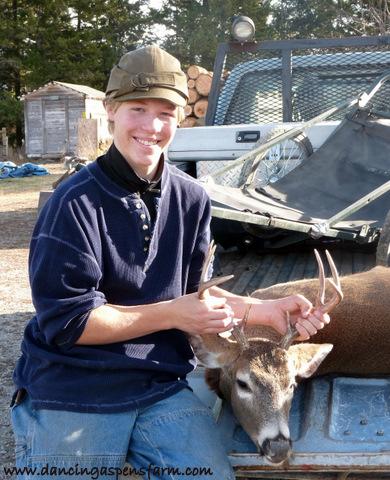 Sawyer's Buck